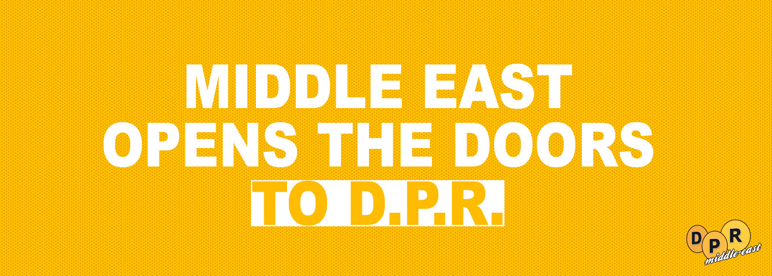 DPR Middle East