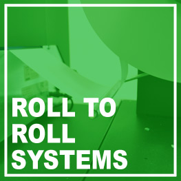 Roll to roll systems